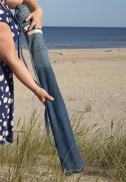 Чехол на пляжный зонт своими руками 75