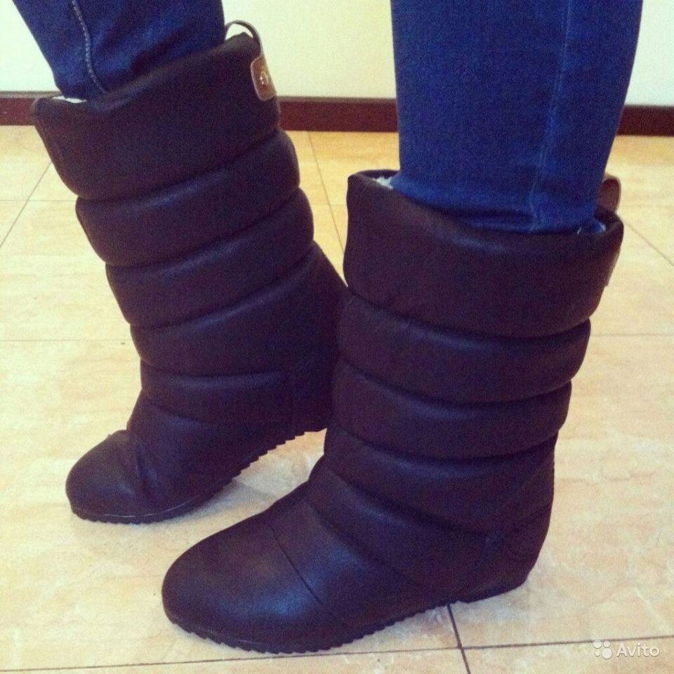 Если джинсам вы предпочитаете брюки, то стоит оговориться, что с  сапогами-дутиками стоит сочетать только облегающие модели, которые будут  заправляться ... 8245111ca3b