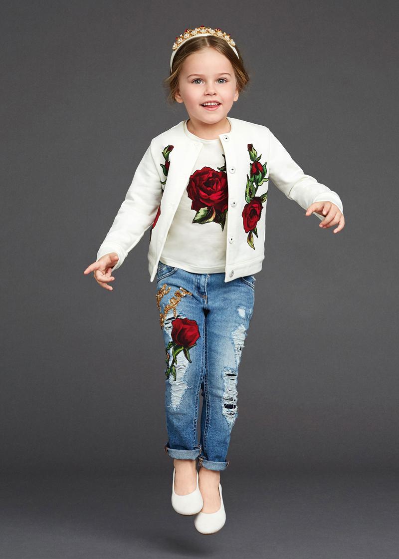 Коллекция одежды для девочки фото