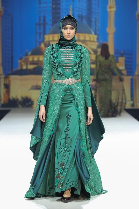 Платья чеченские национальные