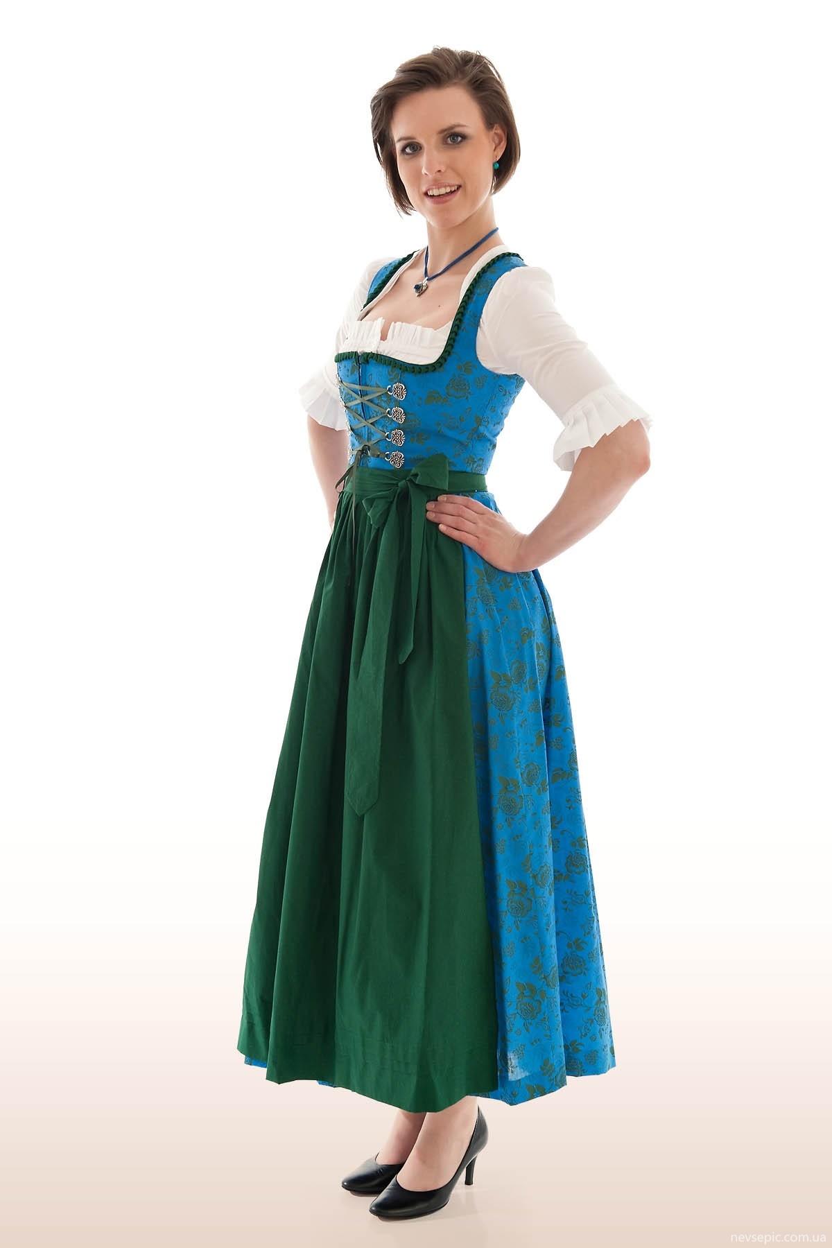 Немецкая Женская Одежда