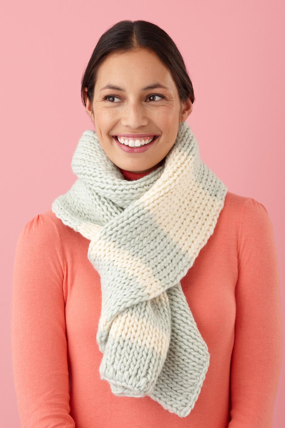 Вязание красивые женские шарфы 67
