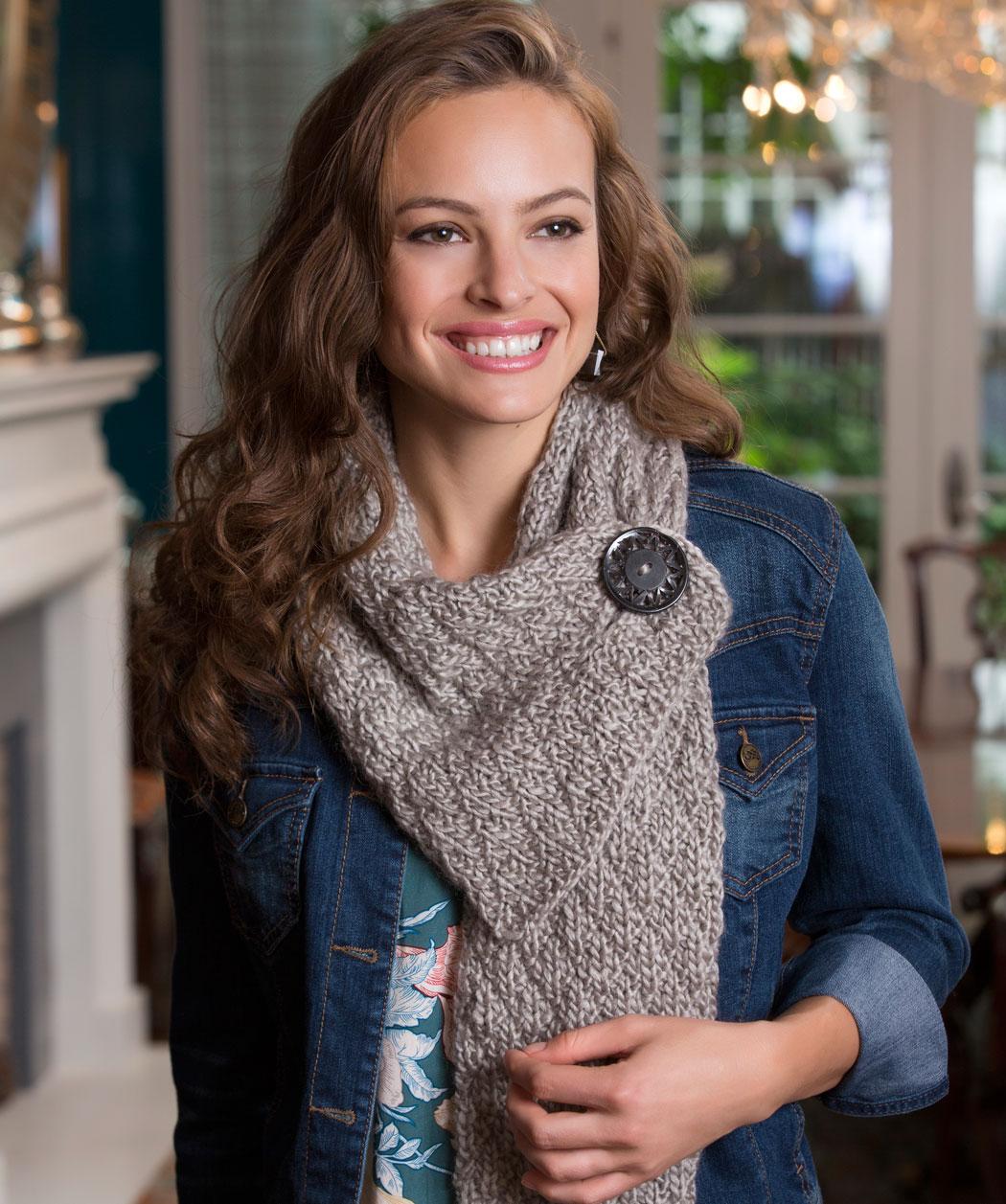 шарф на пуговицах 23 фото что такое шеегрейка как и с чем носить