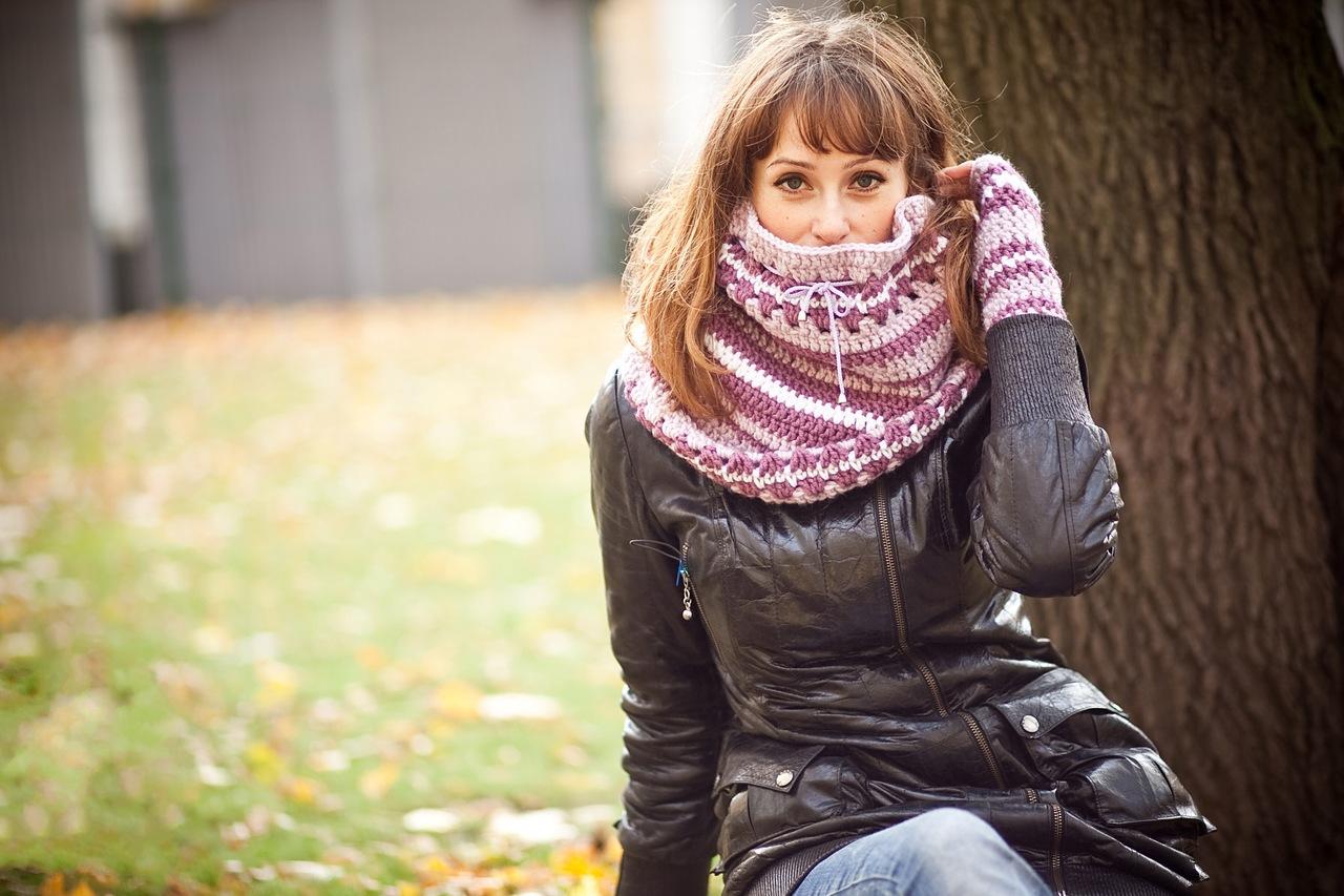 зимняя куртка с шарфом фото государство отыграло