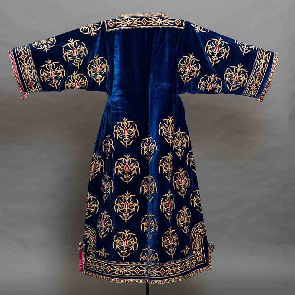 Как сшить узбекские костюмы