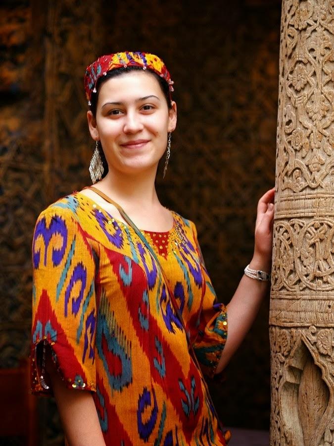 Фото узбекская девушки #8