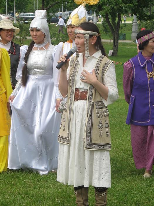 якутский жилет фото