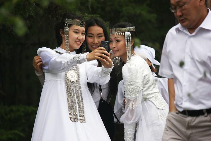 Поздравление на свадьбу на якутском 48