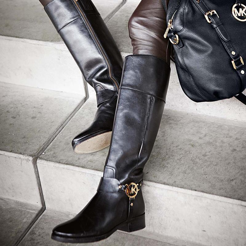 9aedde562d6e Сапоги Michael Kors (51 фото): как выбрать и с чем носить стильные ...
