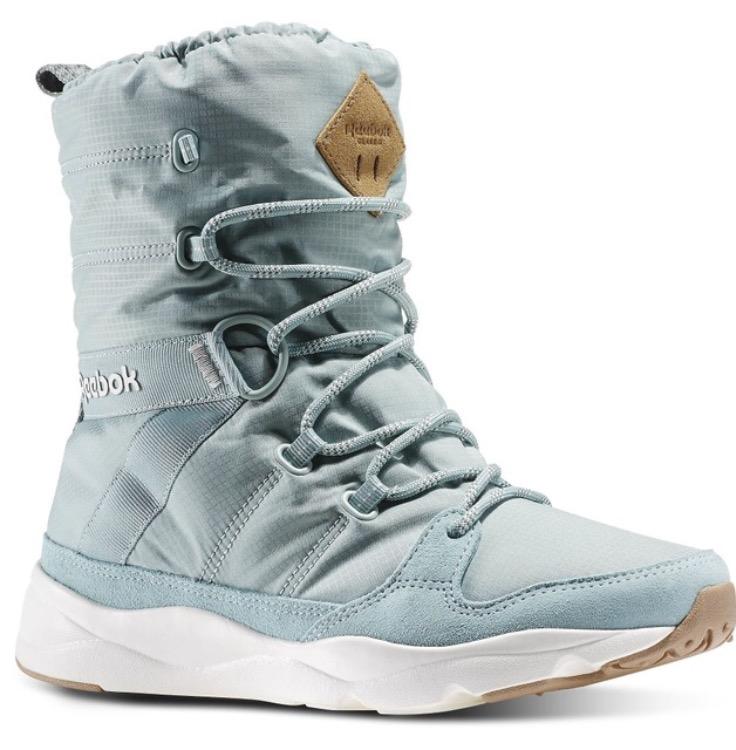 зимние ботинки Reebok 7