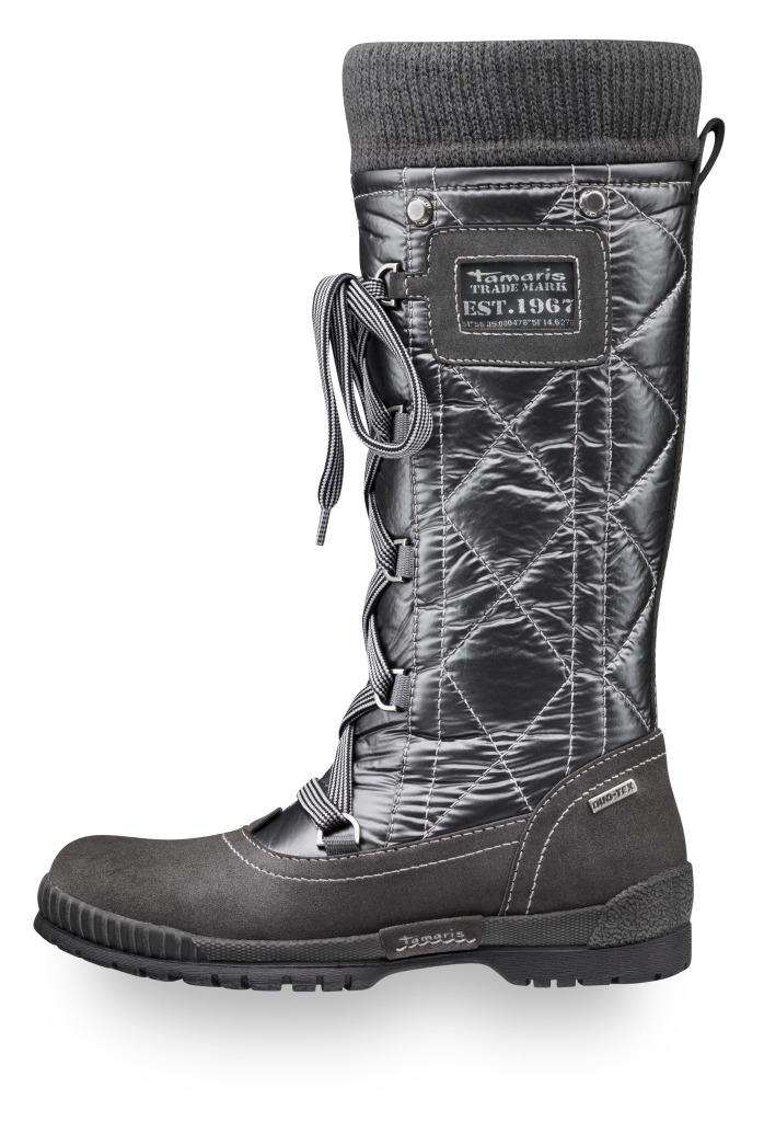 09da0812 Весь ассортимент коллекций женской зимней обуви представлен в категориях  Active, Trendy, Classic. Цветовая палитра зимних вариантов сезона  сдержанна, ...