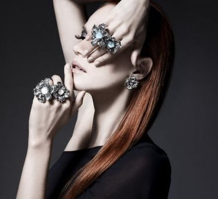 Серебряные украшения как носить