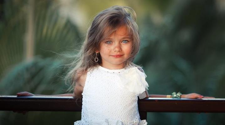 Серьги для маленькой девочки