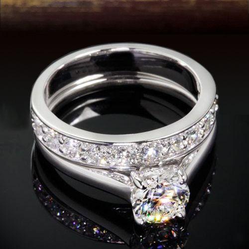 двойное кольцо фото