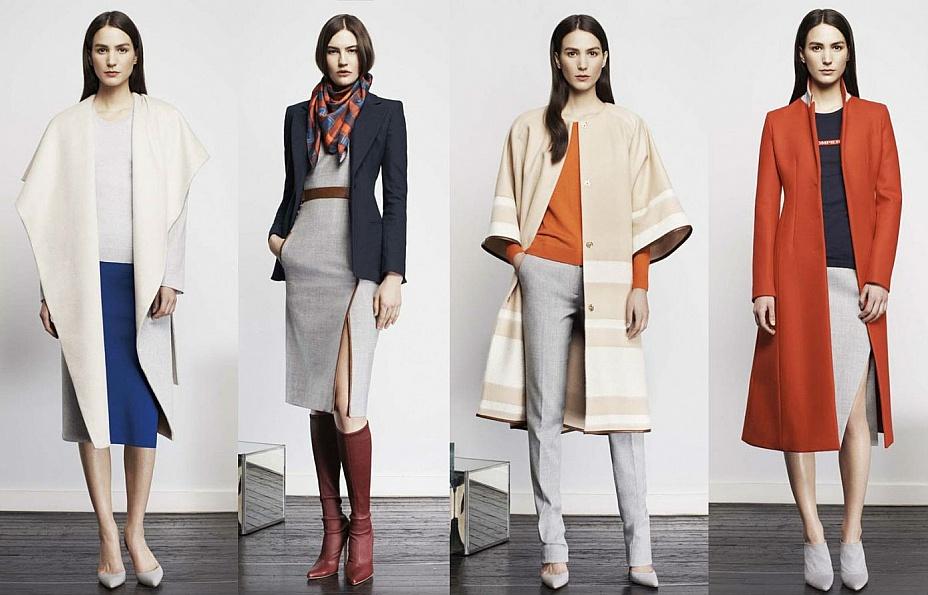 модели элегантной одежды для работы