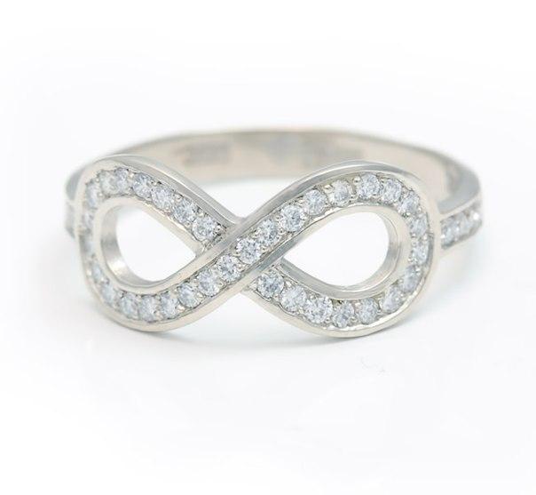 со кольца в знаком бесконечность уфе