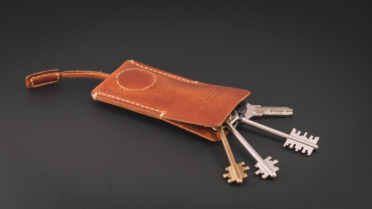 Ключницы для ключей своими руками 959