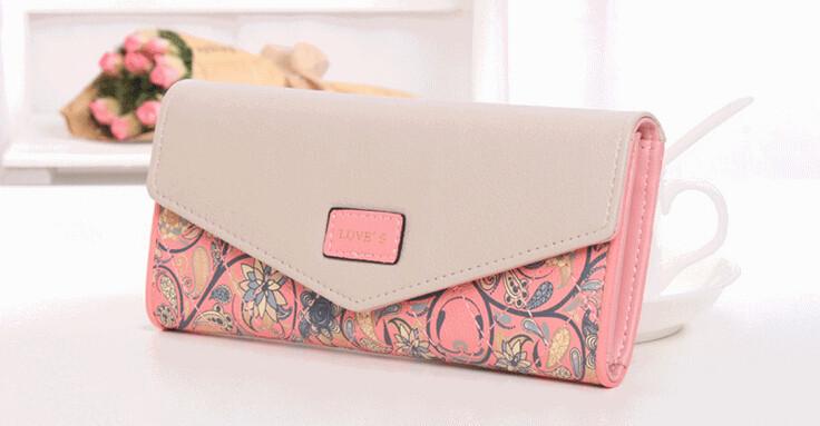 373c3fe5e8d9 Красивые кошельки (45 фото): дорогие женские элитные портмоне со ...