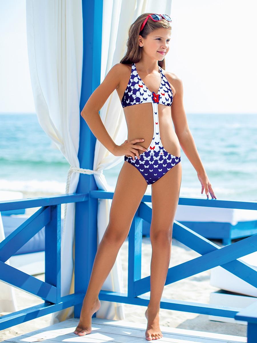 Красивые девушки 14 лет в купальнике