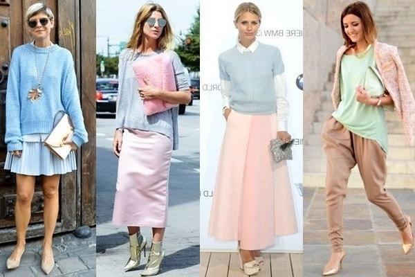 Стиль романтик в одежде для женщин