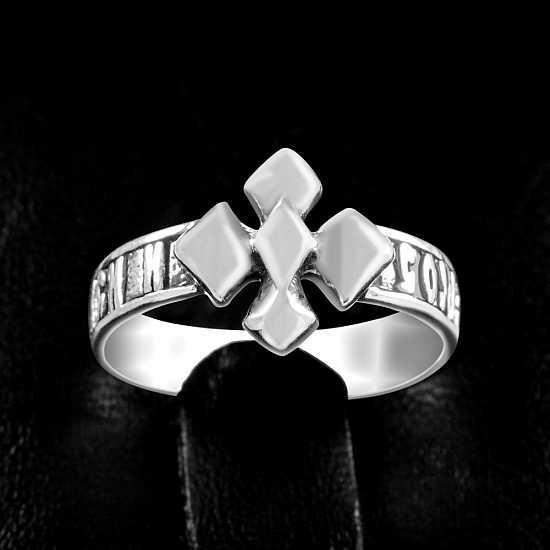 Где носить кольцо спаси и сохрани