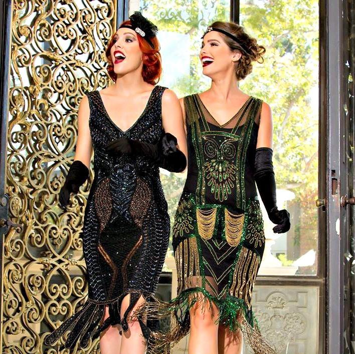 Сейчас гангстерский стиль «Чикаго» в одежде для женщин по-прежнему  актуален, так как привлекает роскошью и многообразием. 7688d411d27