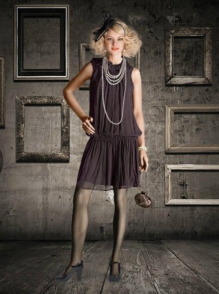 стиль чикаго фото одежды