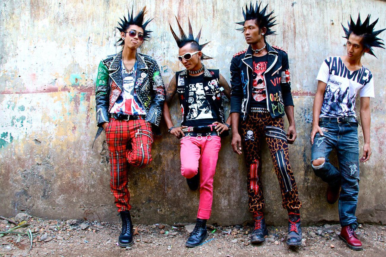 Punk rock  Wikipedia