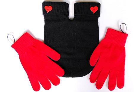 Дарят ли перчатки в подарок 66