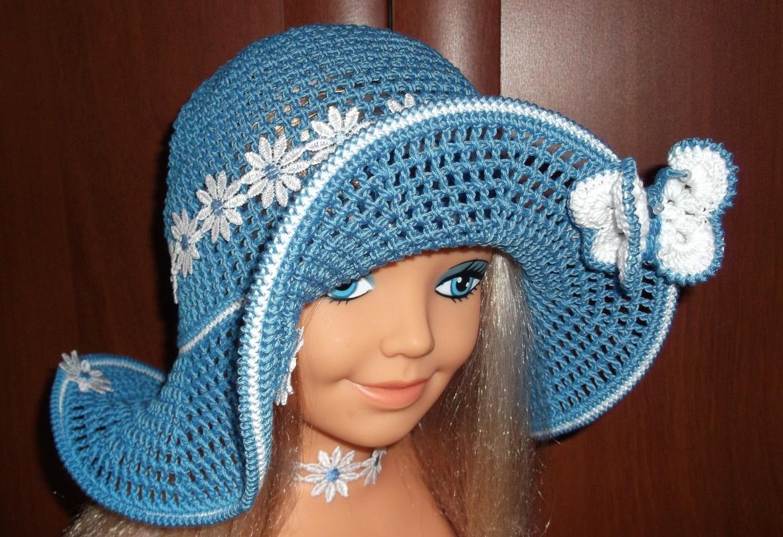 Вязаные шляпы (26 фото): модели для лета и зимы