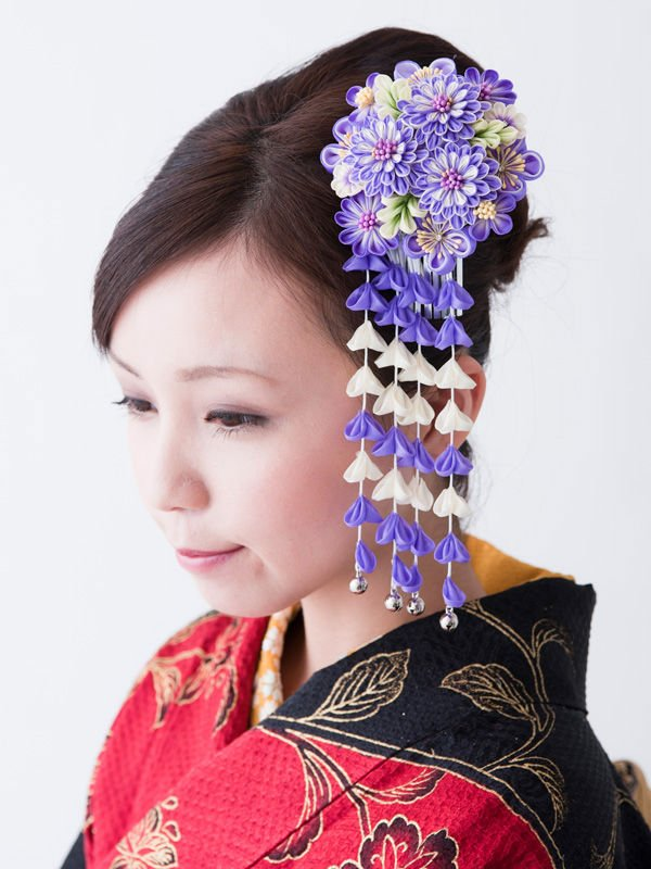 Своими руками японские украшения для 789