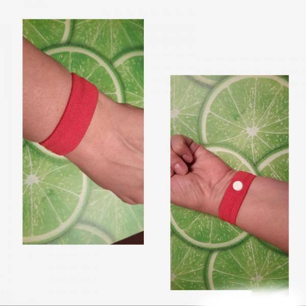 Как сделать браслет от укачивания своими руками
