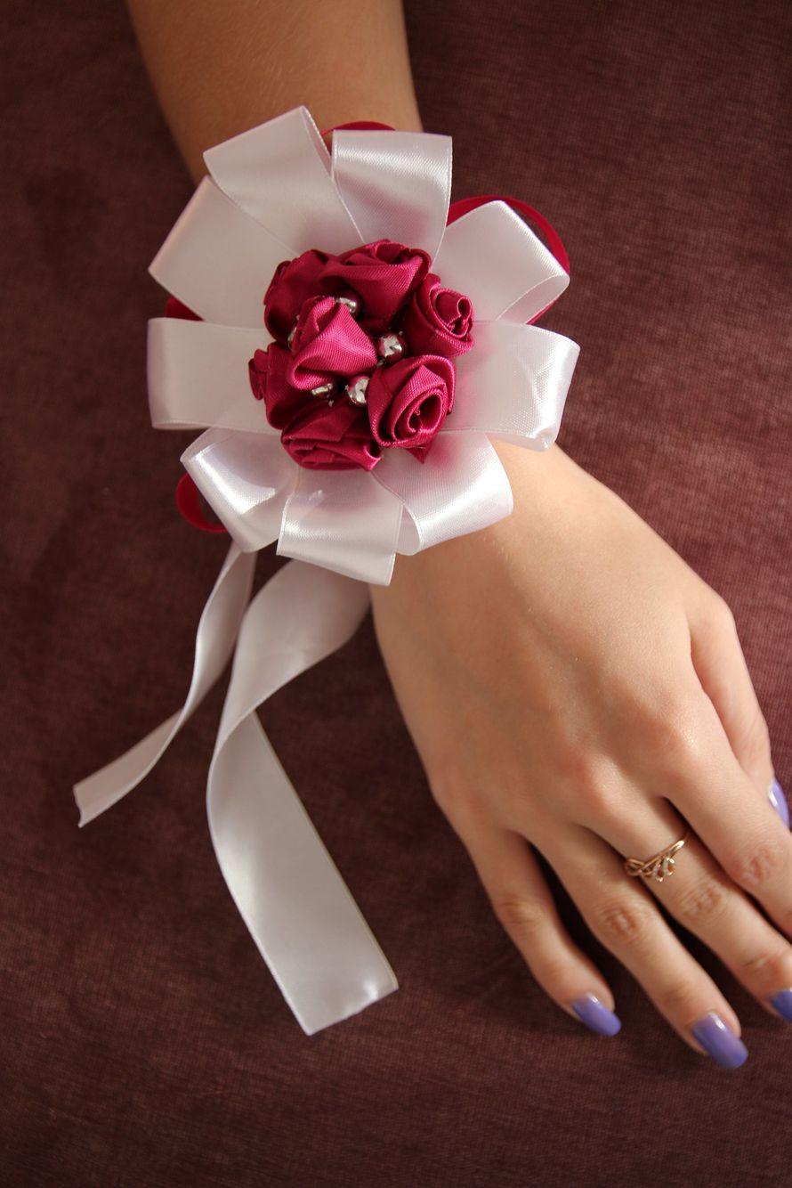 Повязка на руку для подружек невесты своими руками фото
