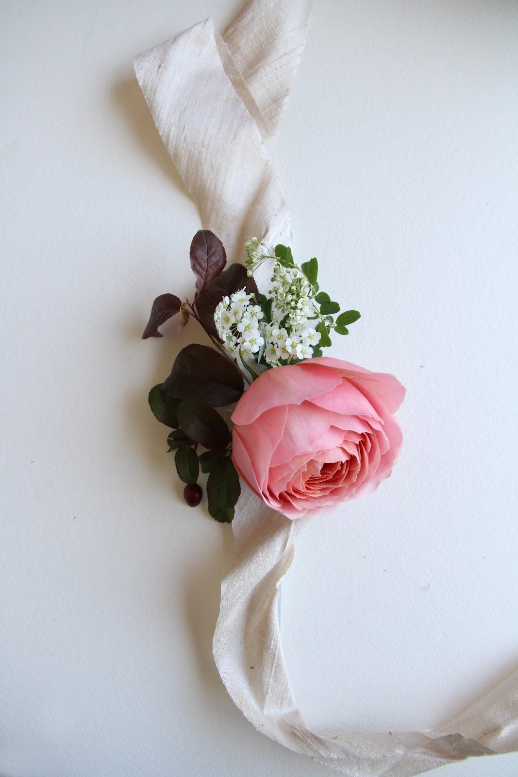 Цветы из ткани своими руками для 71