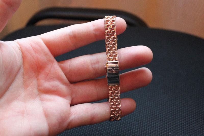 Плетение мужских браслетов