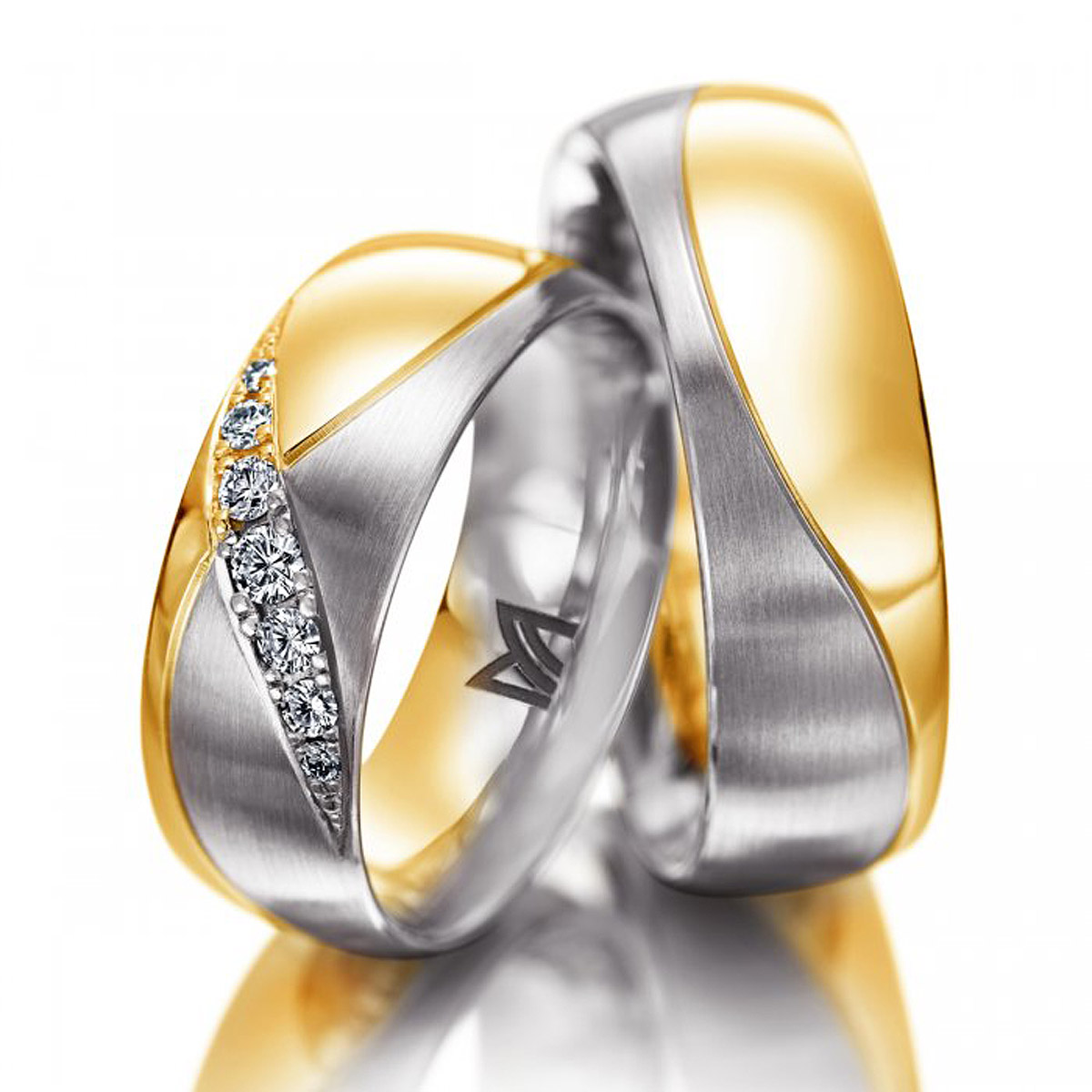 Обручальные кольца оригинальные эксклюзивные