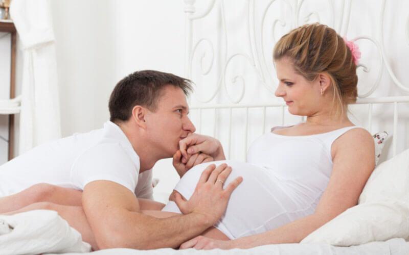 Как захотеть мужа если беременная