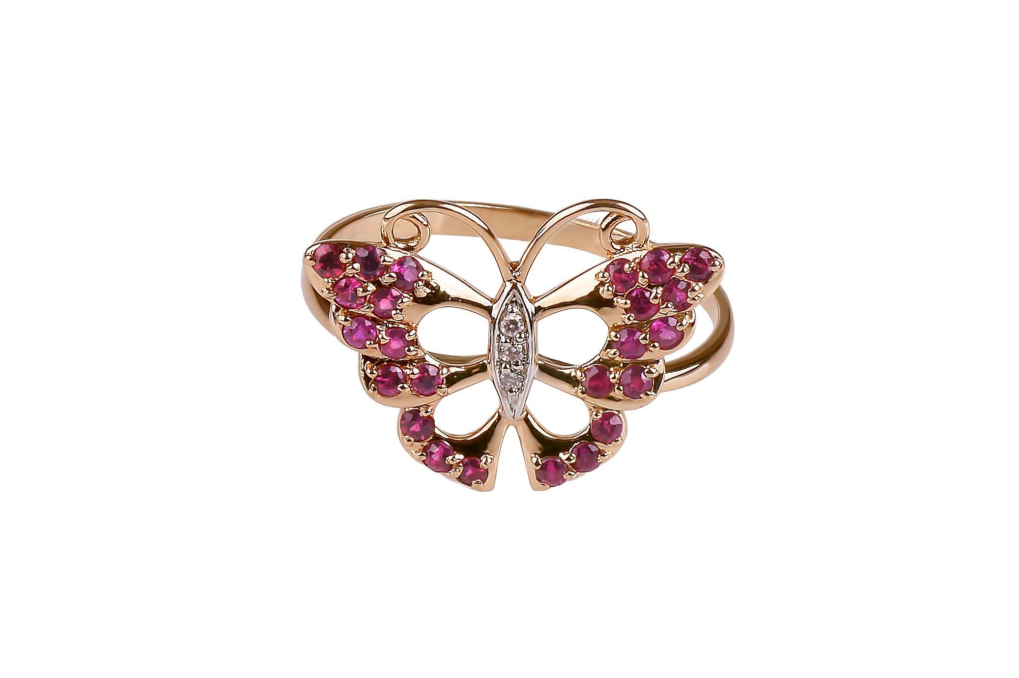 Ювелирные украшения фото с бабочками