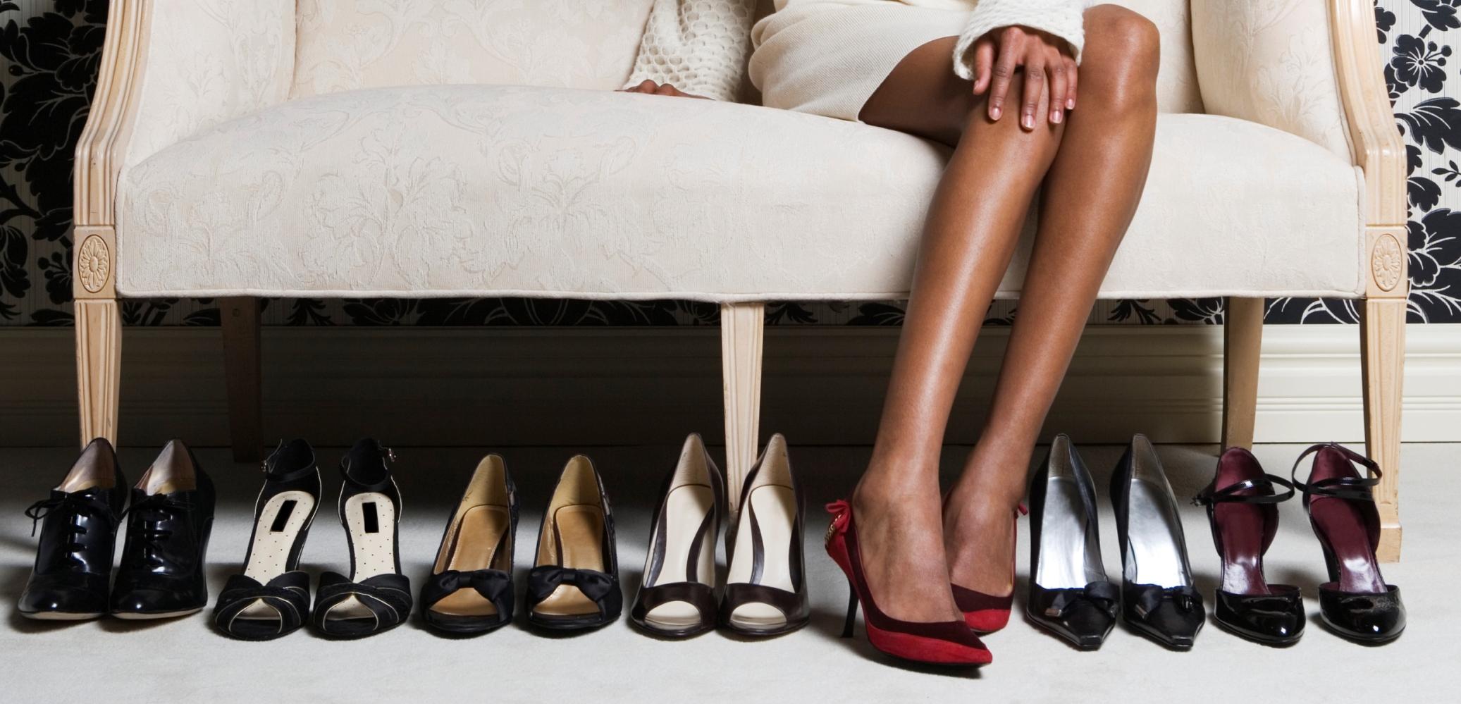 Туфли на каблуках мода фото