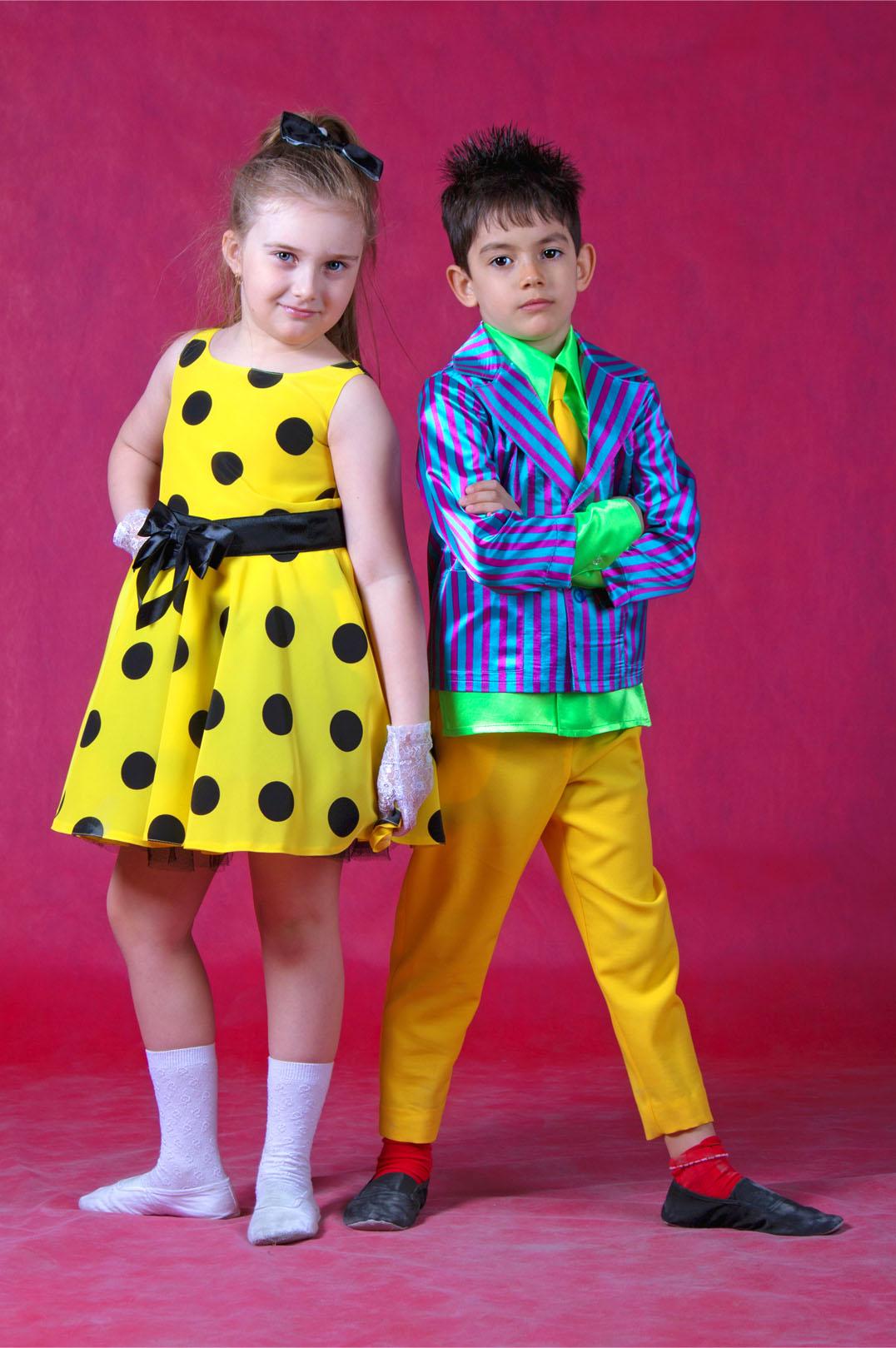 Наряд в стиле стиляги дети фото