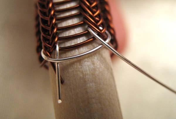Цепочки плетения своими руками