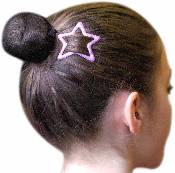 Как сделать причёску для художественной гимнастики