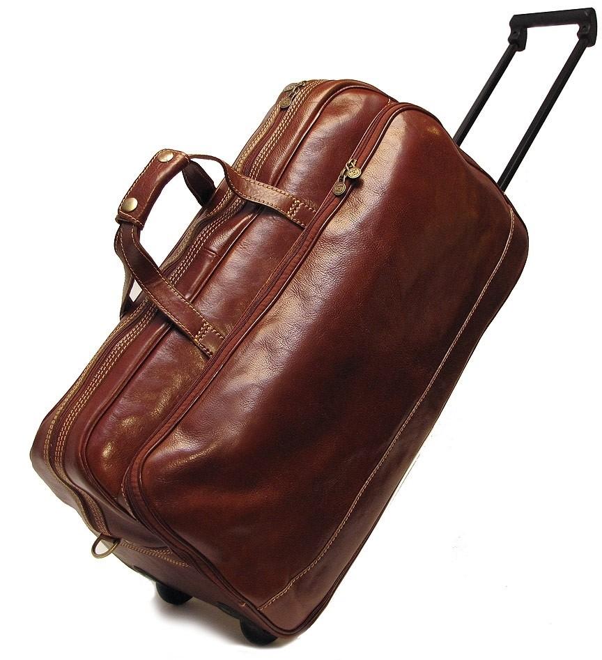 e001526b674b Дорожные сумки на колесах (68 фото): модели с выдвижной ручкой, как выбрать  большую женскую сумку-чемодан, отзывы