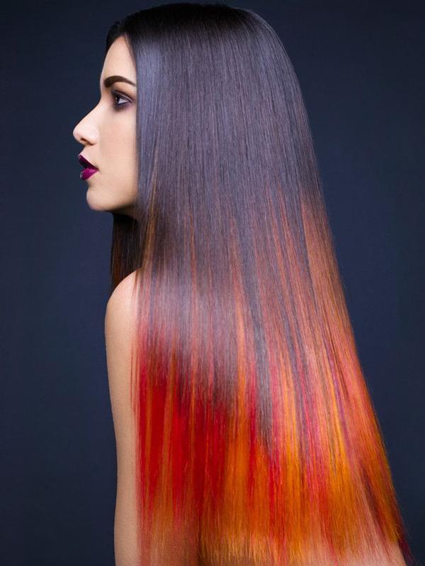 Чем тоник отличается от краски для волос