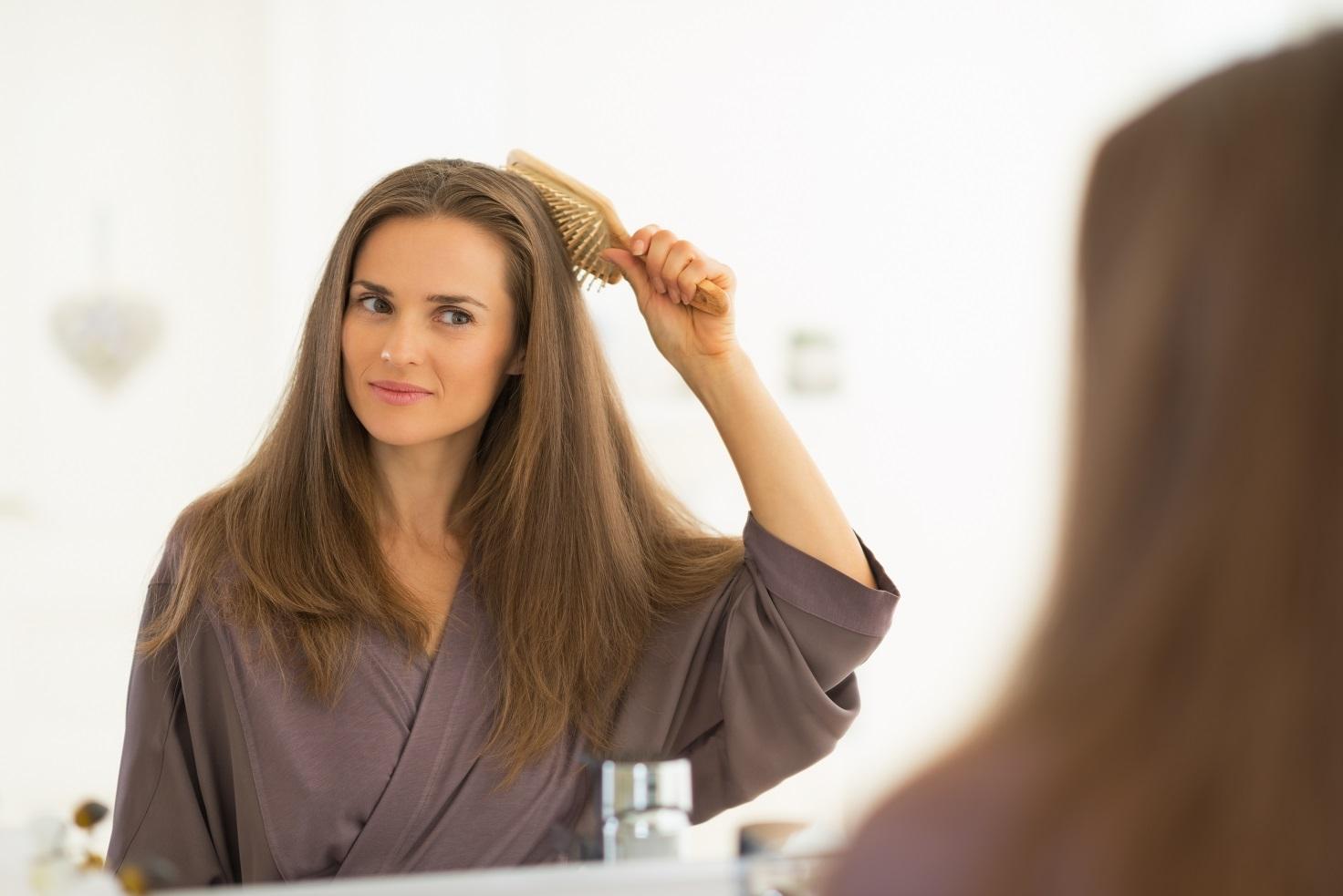 Массаж кожи головы для роста волос и улучшения кровообращения в салоне