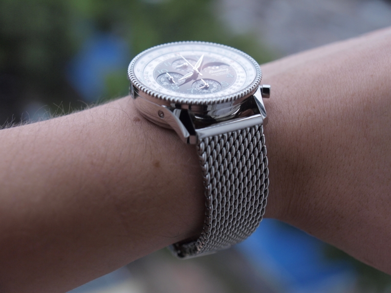 Миланский браслет для часов купить