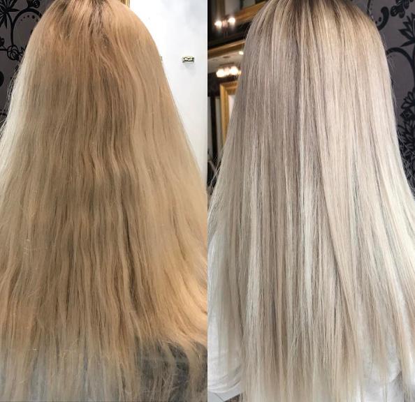 Чем затонировать волосы после осветления в домашних условиях отзывы 64