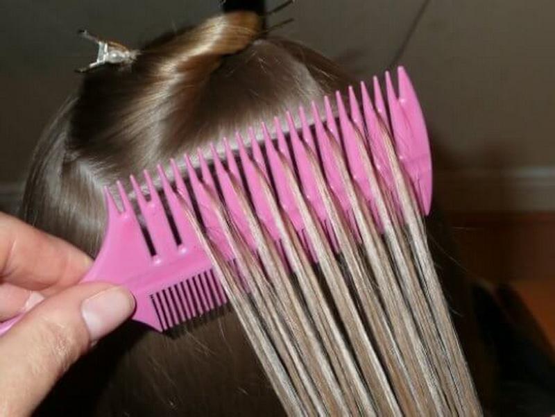 Наборы для мелирования волос в домашних условиях