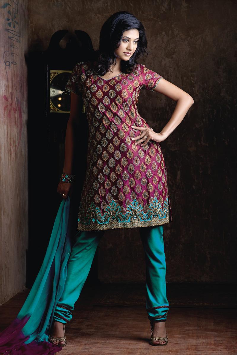 Своими руками платье в индийском стиле 43