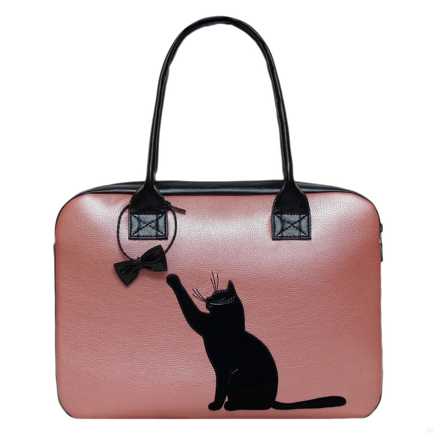 d54a206d37cc Почему бы не украсить свой гардероб стильным и модным аксессуаром с кошкой,  ведь сегодня сумки с кошками – это тренд, один из самых ярких акцентов  стиля.